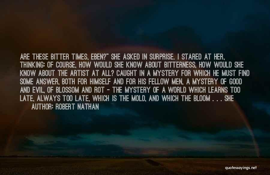 Robert Nathan Quotes 308534