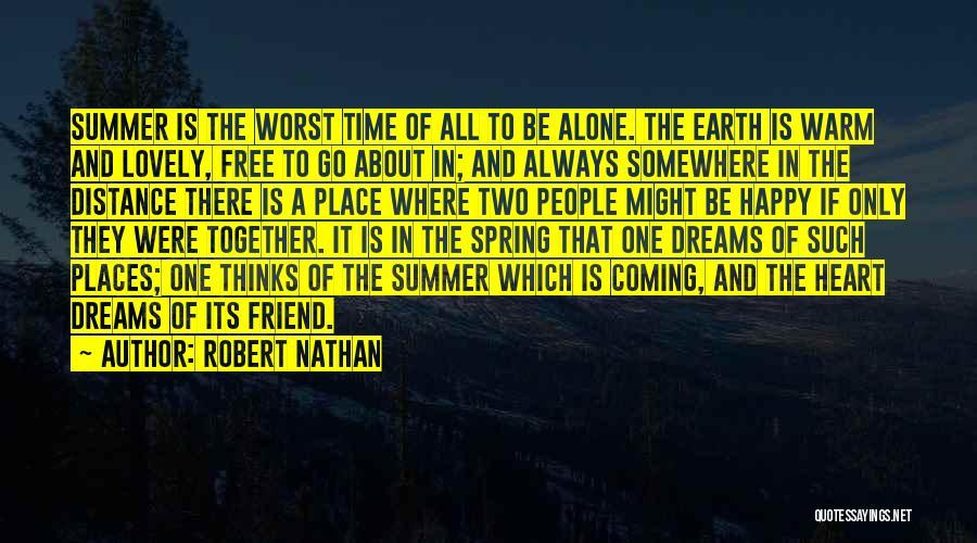Robert Nathan Quotes 424629