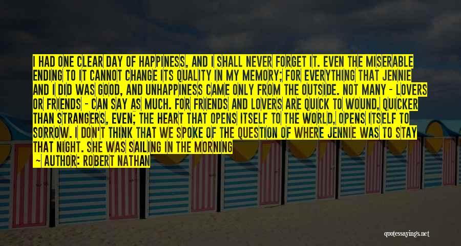 Robert Nathan Quotes 685269