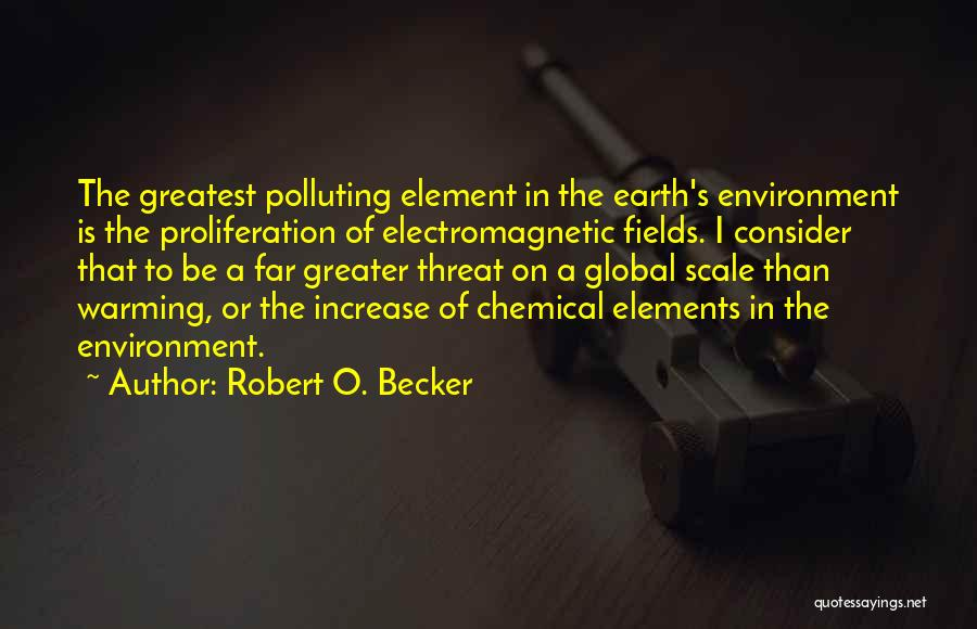 Robert O. Becker Quotes 93031