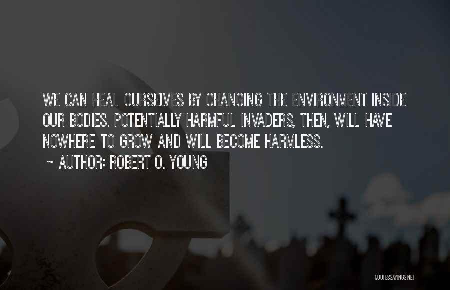 Robert O. Young Quotes 1908841