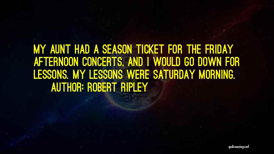 Robert Ripley Quotes 337269