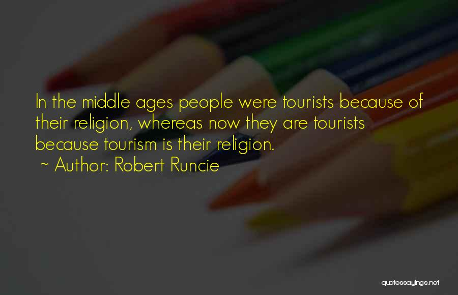 Robert Runcie Quotes 1062275