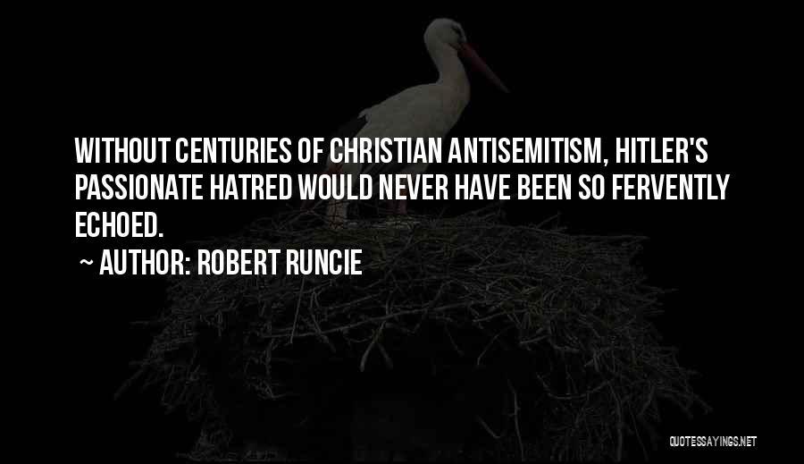 Robert Runcie Quotes 2041740