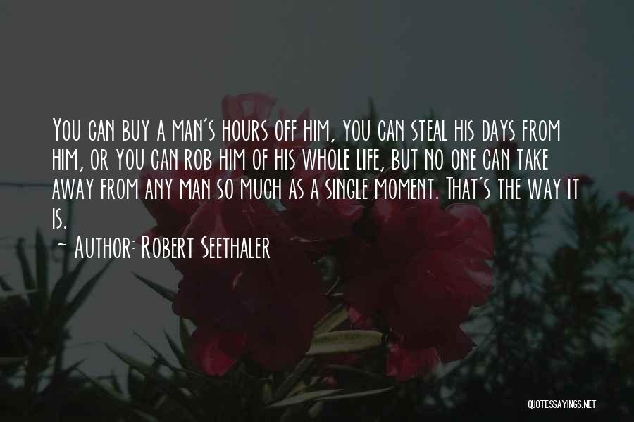 Robert Seethaler Quotes 1263275