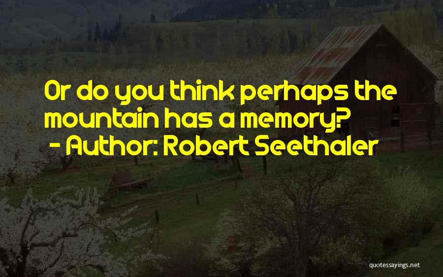 Robert Seethaler Quotes 175584