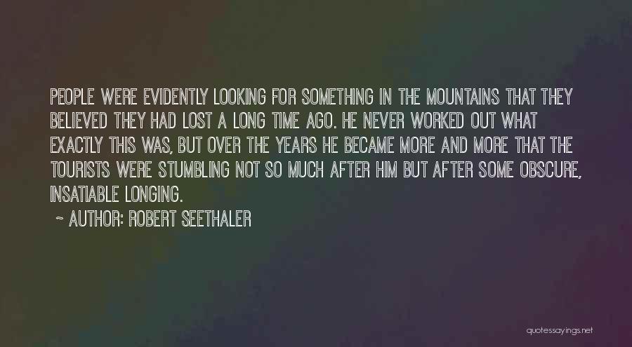 Robert Seethaler Quotes 627611