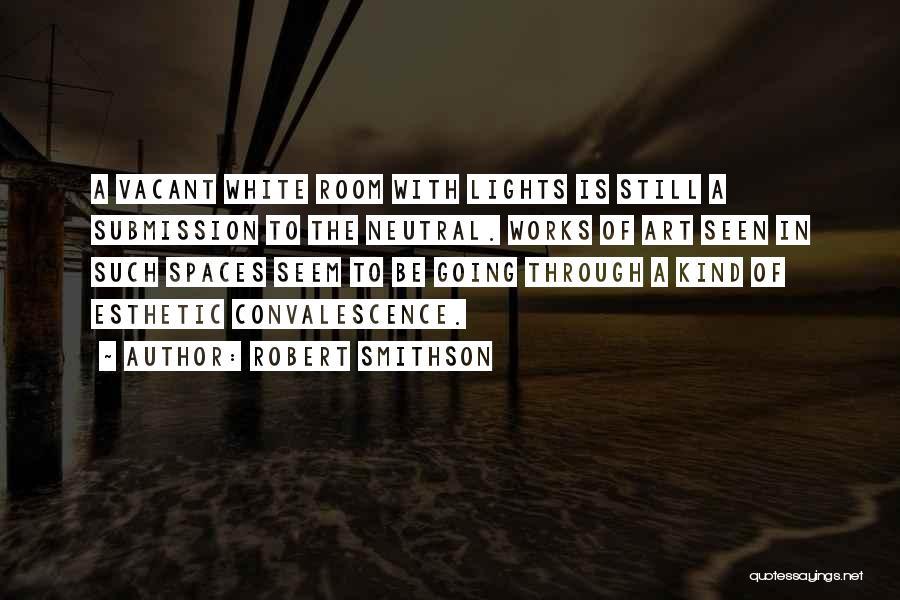 Robert Smithson Quotes 1022494