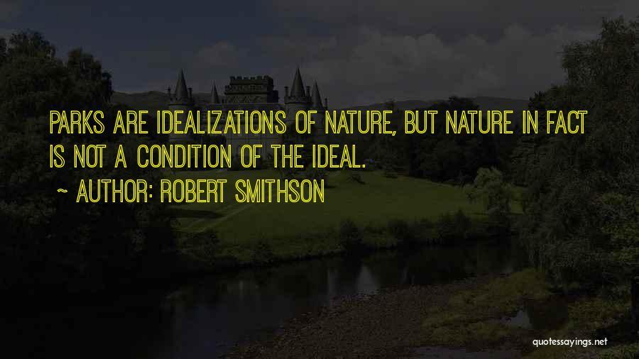 Robert Smithson Quotes 1288299