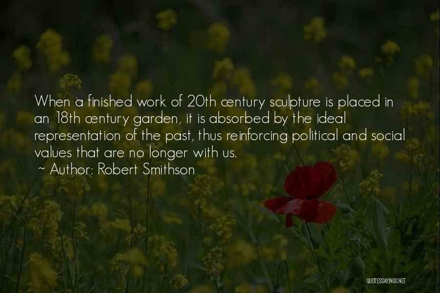 Robert Smithson Quotes 134070