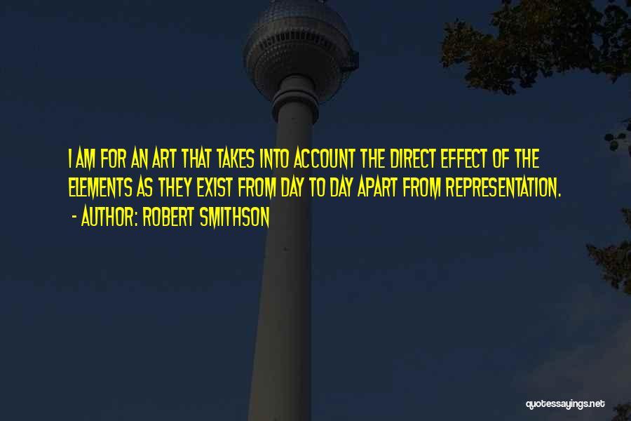 Robert Smithson Quotes 1358295