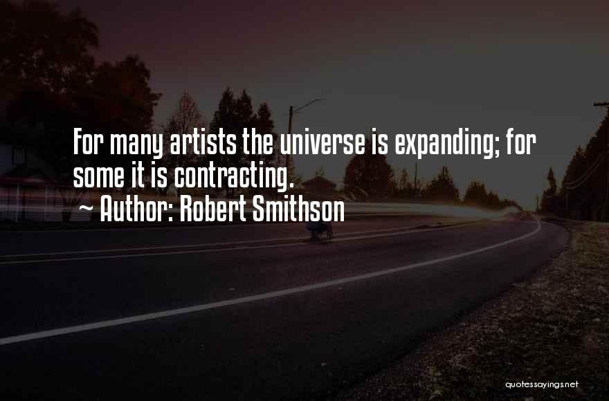 Robert Smithson Quotes 1428992