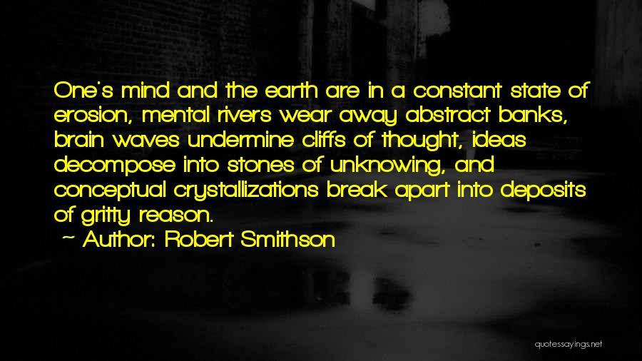 Robert Smithson Quotes 2201953