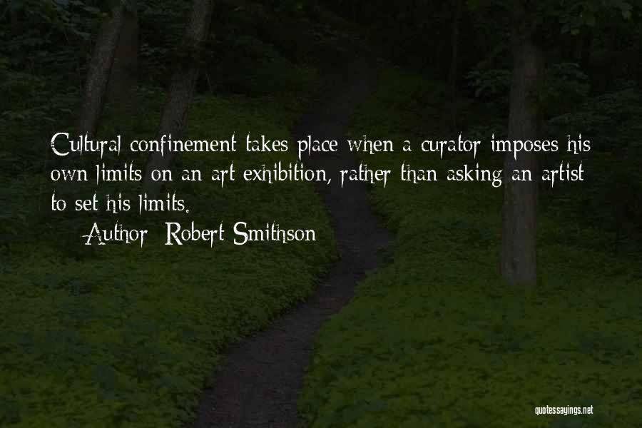 Robert Smithson Quotes 298152