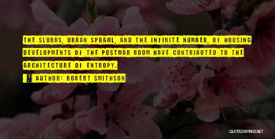 Robert Smithson Quotes 501221
