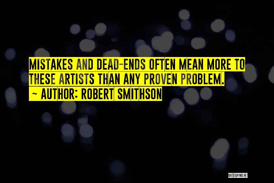 Robert Smithson Quotes 741279