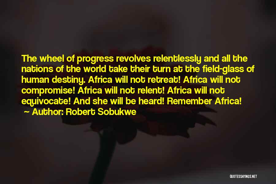 Robert Sobukwe Quotes 1163088