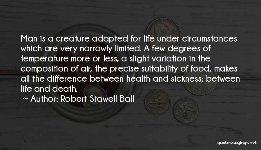 Robert Stawell Ball Quotes 1127554