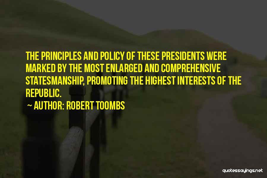 Robert Toombs Quotes 1853025