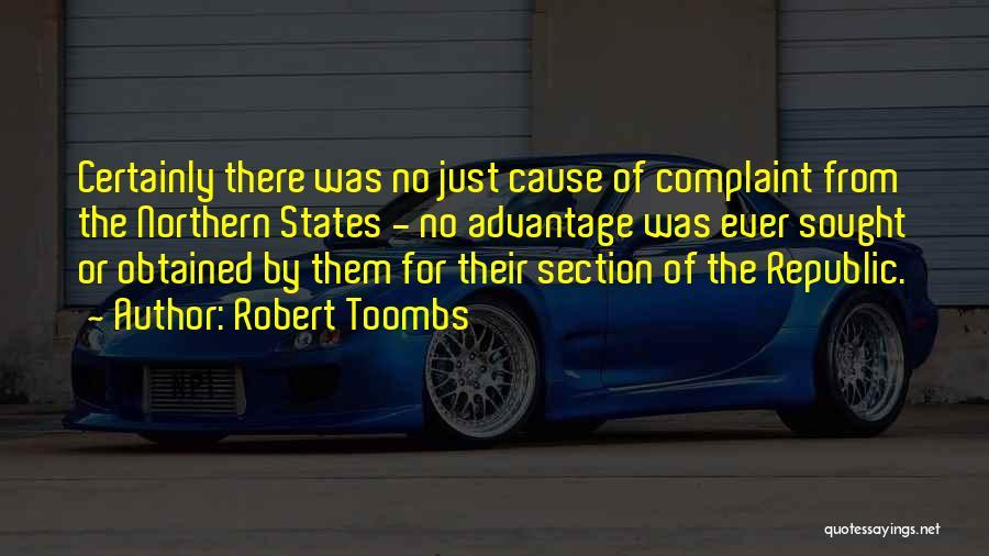 Robert Toombs Quotes 1856647