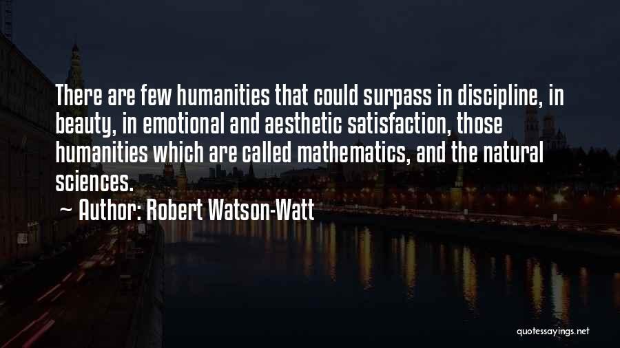 Robert Watson-Watt Quotes 130575