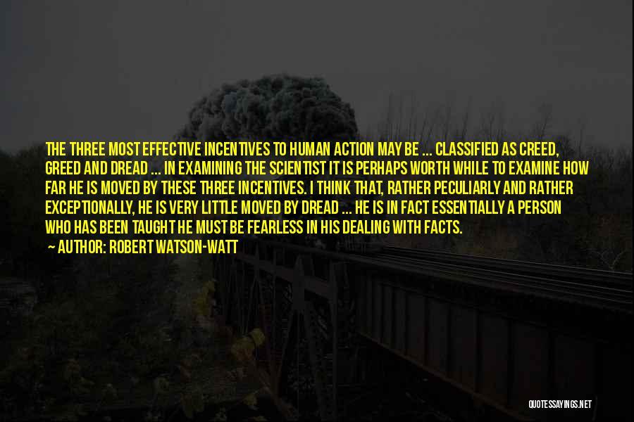 Robert Watson-Watt Quotes 841664