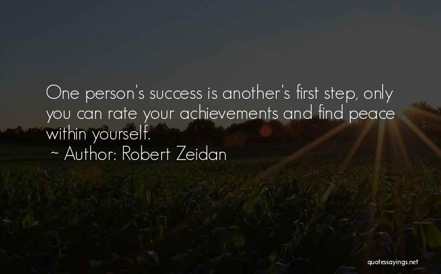 Robert Zeidan Quotes 1440527