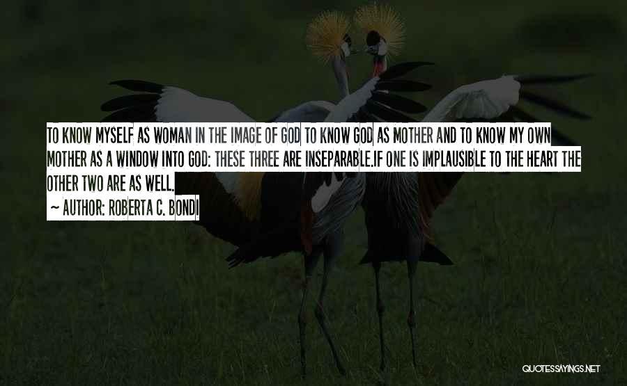 Roberta C. Bondi Quotes 1352651