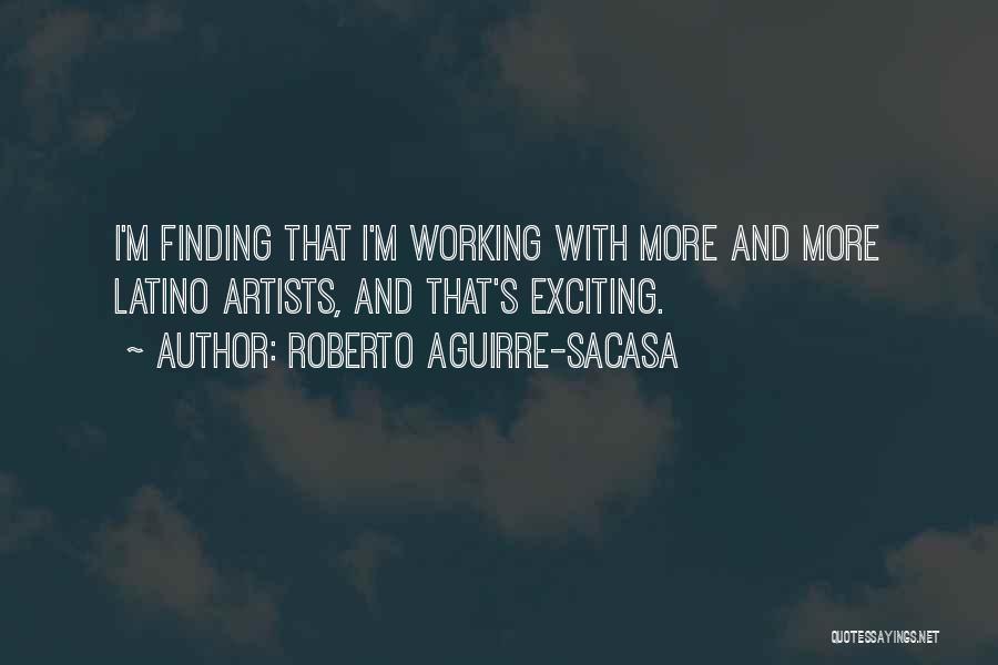 Roberto Aguirre-Sacasa Quotes 1434715