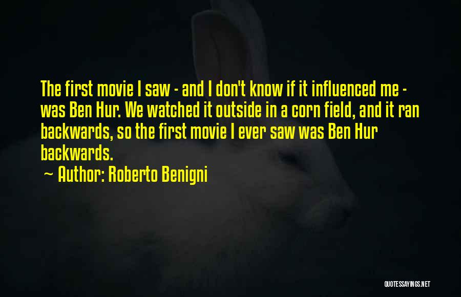 Roberto Benigni Quotes 130023