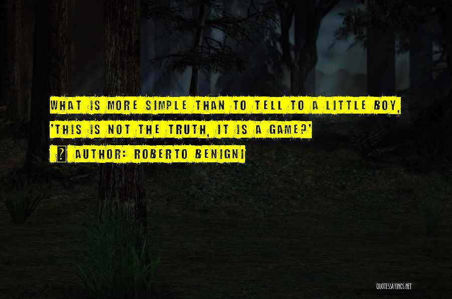 Roberto Benigni Quotes 566613