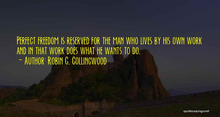 Robin G. Collingwood Quotes 1642501