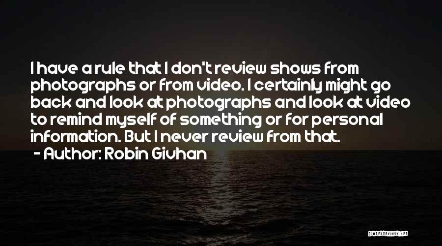 Robin Givhan Quotes 75952