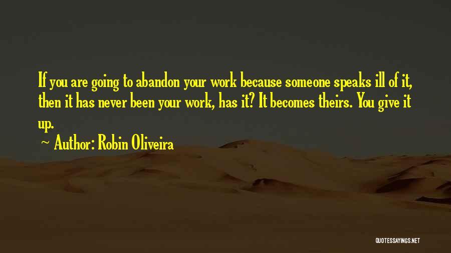Robin Oliveira Quotes 1475998