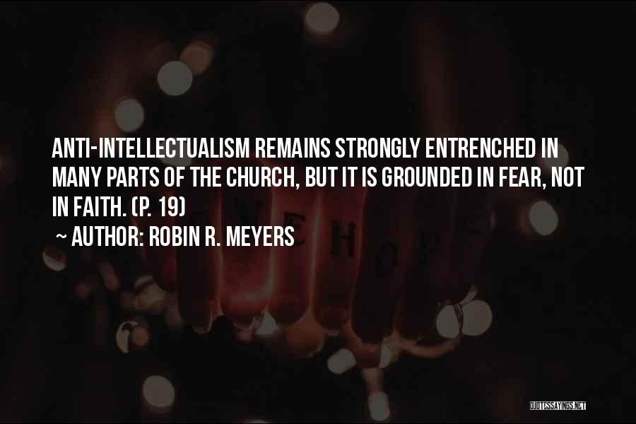 Robin R. Meyers Quotes 1520787