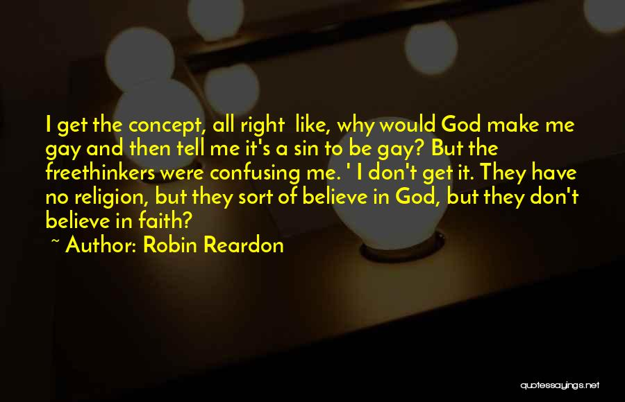 Robin Reardon Quotes 1894184