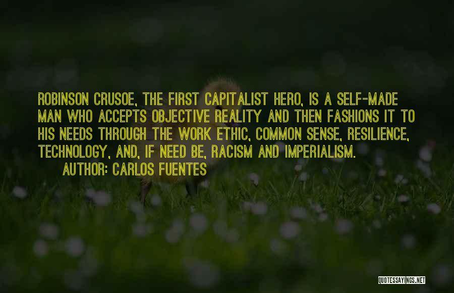 Robinson Crusoe Quotes By Carlos Fuentes
