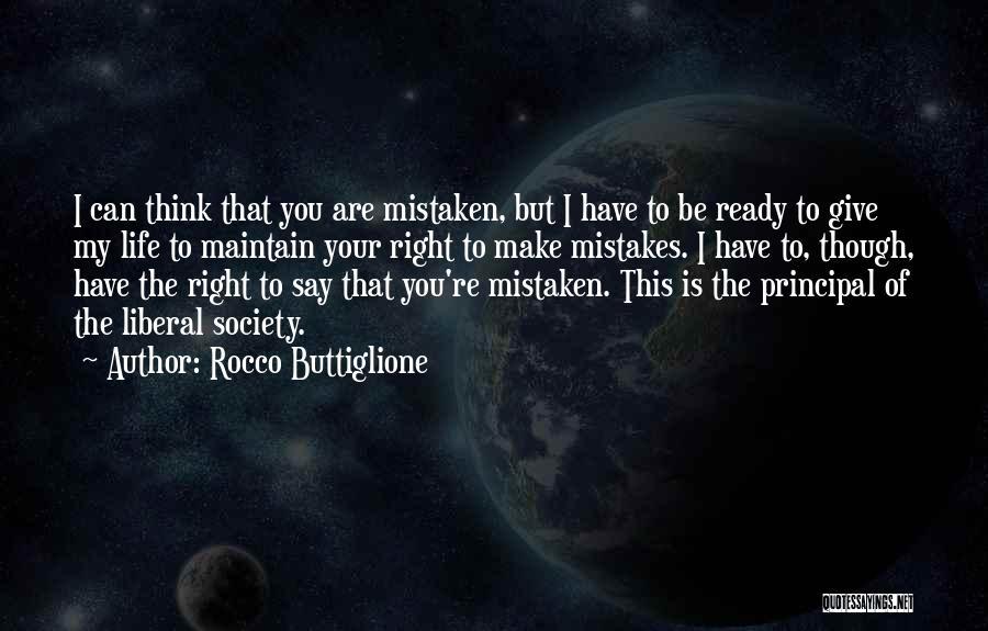 Rocco Buttiglione Quotes 1017685
