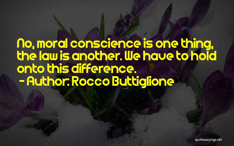 Rocco Buttiglione Quotes 727076