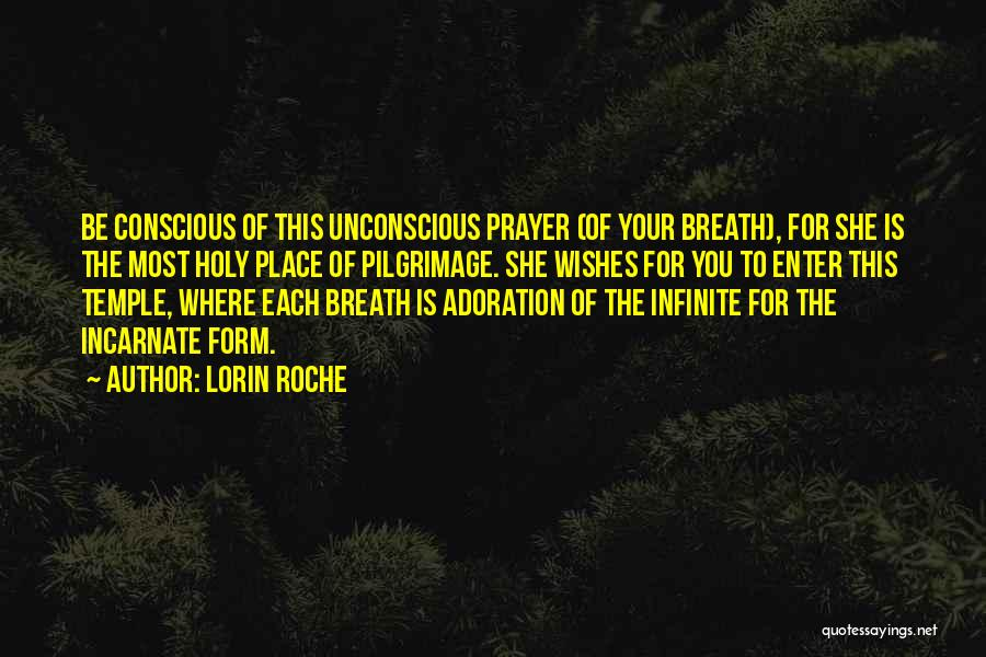 Roche Quotes By Lorin Roche