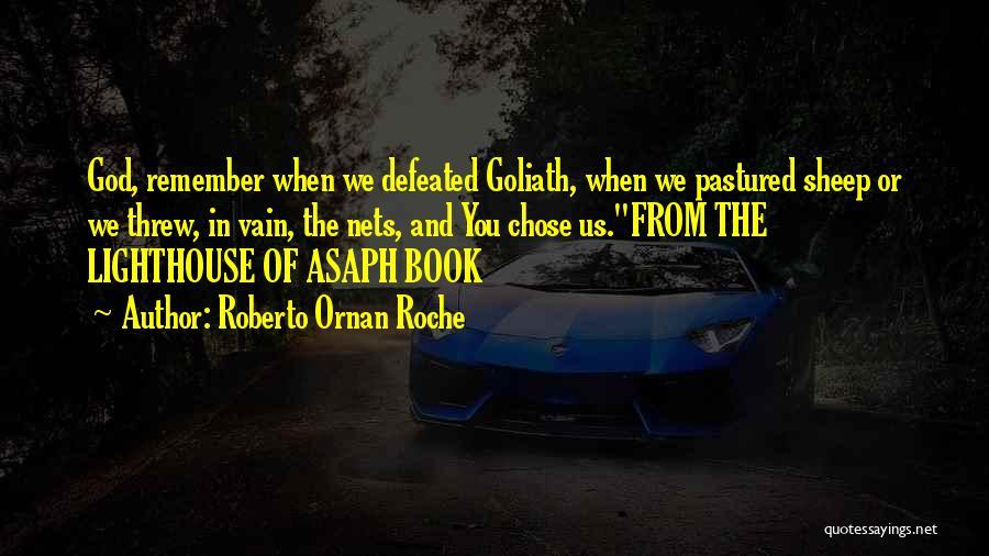 Roche Quotes By Roberto Ornan Roche