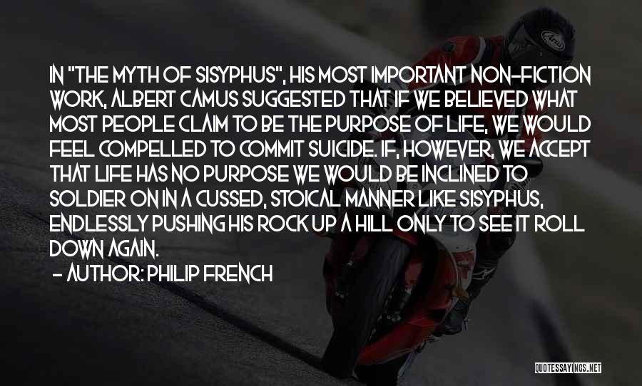 Rock And Roll And Life Quotes By Philip French