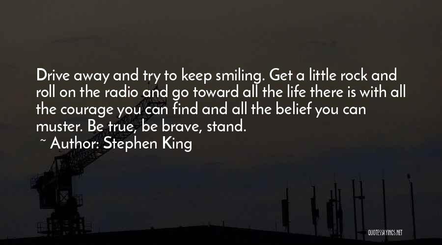 Rock And Roll And Life Quotes By Stephen King