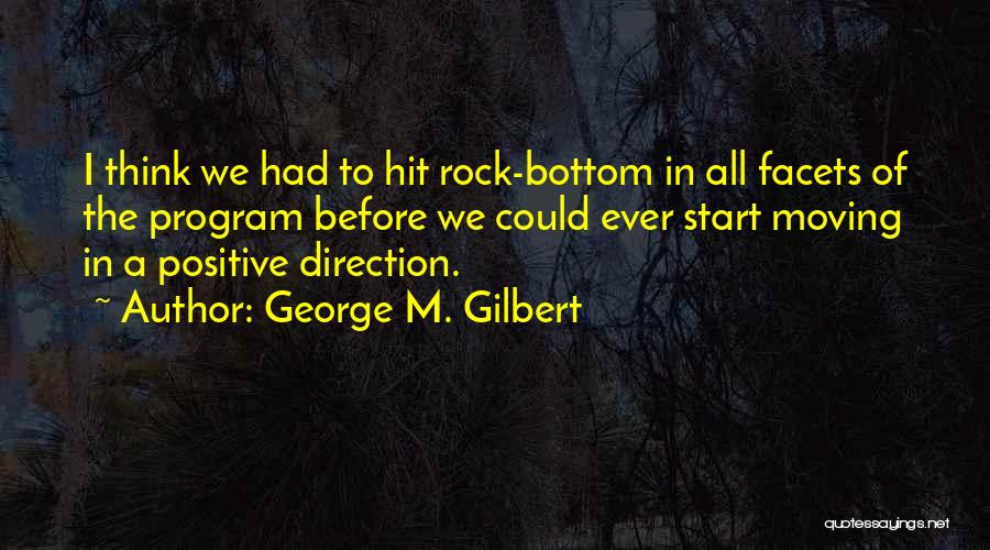 Top 3 Rock Bottom Motivational Quotes Sayings