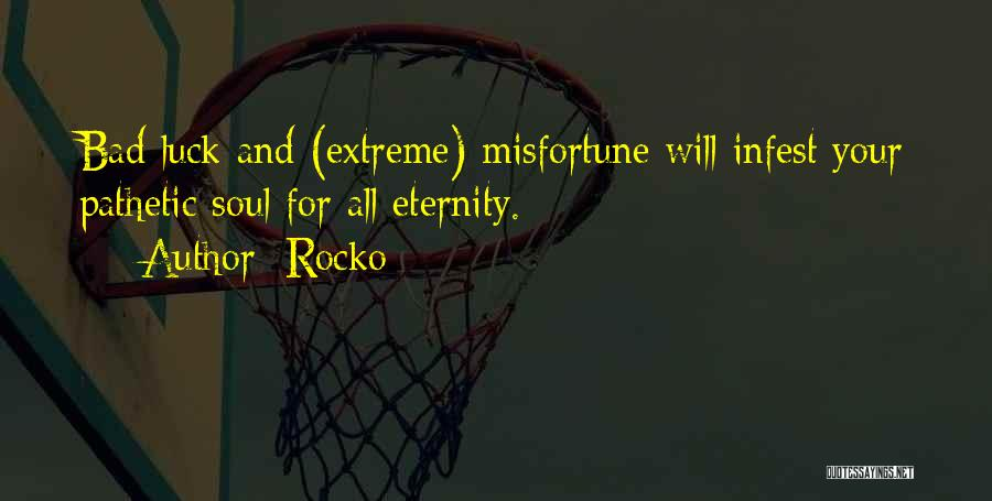 Rocko Modern Life Quotes By Rocko