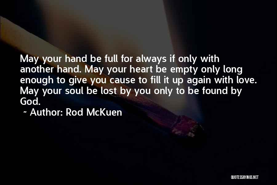 Rod McKuen Quotes 1289302