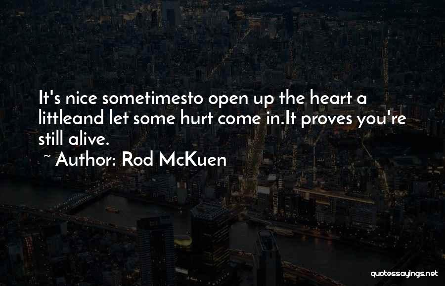 Rod McKuen Quotes 1402602