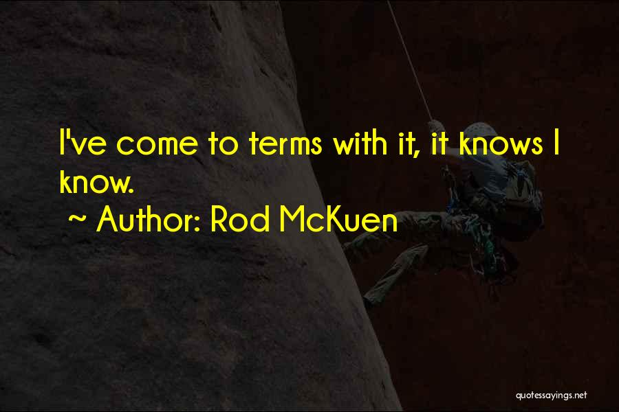 Rod McKuen Quotes 1565719