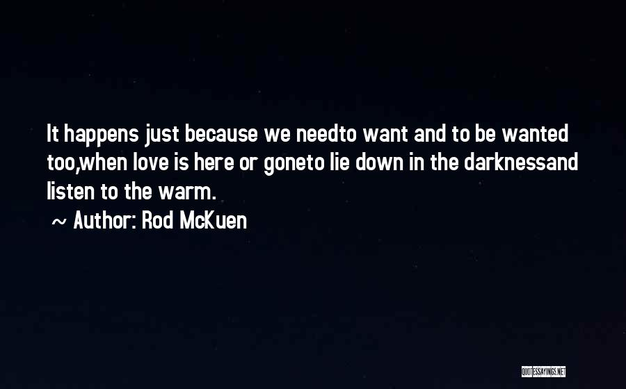 Rod McKuen Quotes 180386