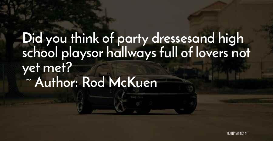 Rod McKuen Quotes 1887136